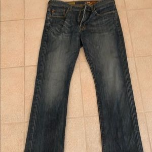 AG ADRIANO Goldschmied jeans 34x34 the portage